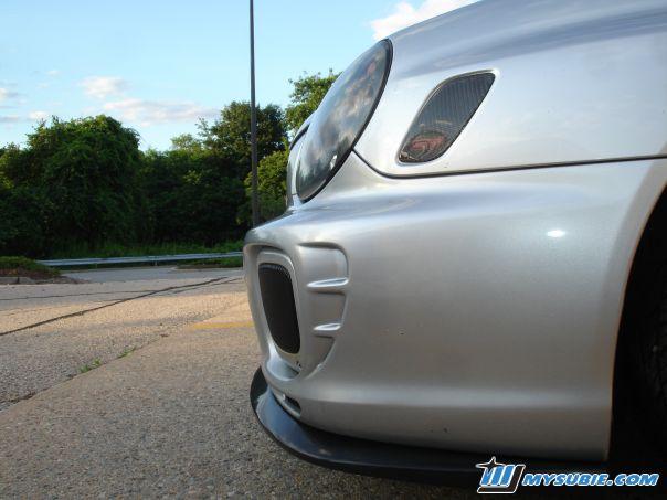 Jna Performance Bugeye Lip Subaru Impreza Wrx Sti Forums