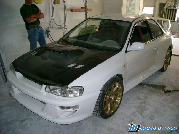 WRC 22B Wide Body Kit - MySubie com