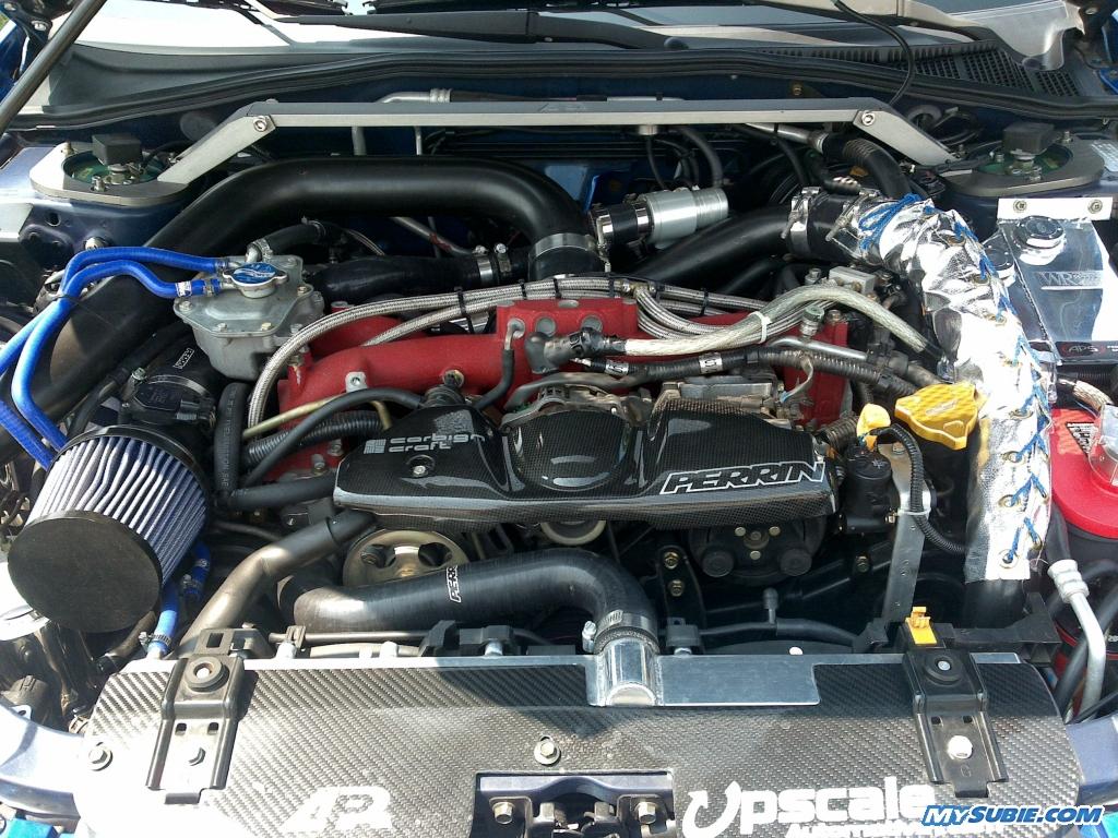 Cobb Tuning Short Ram Sf Intake System Subaru Parts