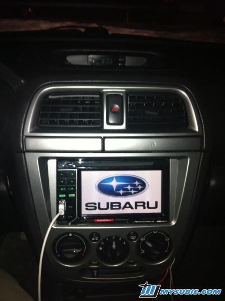 Subaru North Vancouver >> Pioneer Premier Head Unit - Subaru Parts Marketplace - MySubie.com