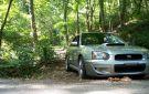 2005 Subaru Impreza WRX 2.5 Hybrid