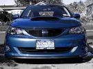 2008 Subaru Impreza WRX WRB